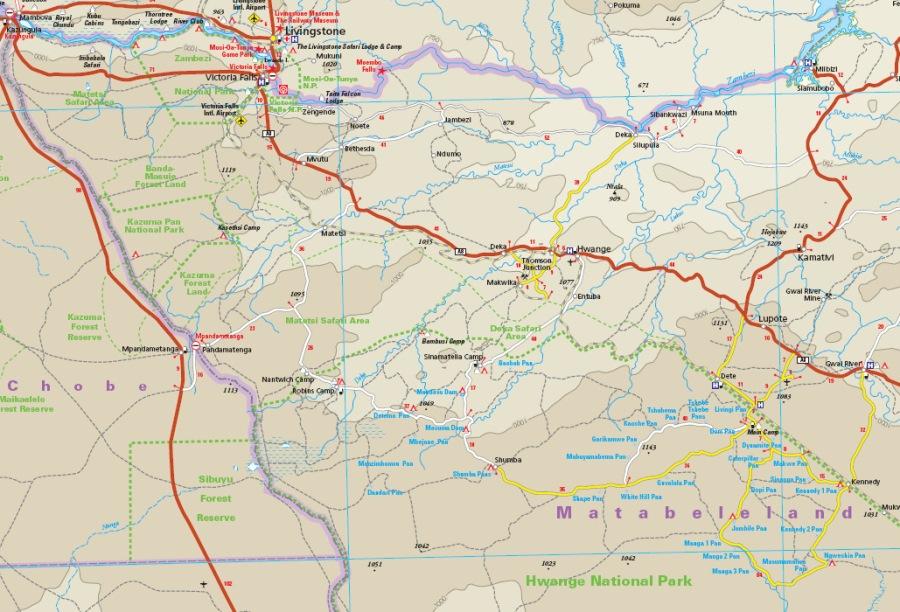 Zimbabwe - road and touristic geographical map on zimbabwe tourist attractions, zimbabwe history, africa road map, nevis road map, australia road map, crimea road map, india road map, palau road map, french guiana road map, zimbabwe market, caicos islands road map, dakar road map, harare road map, paraguay road map, montserrat road map, saba road map, zimbabwe resources, uk england road map, st barts road map, u.s. road map,